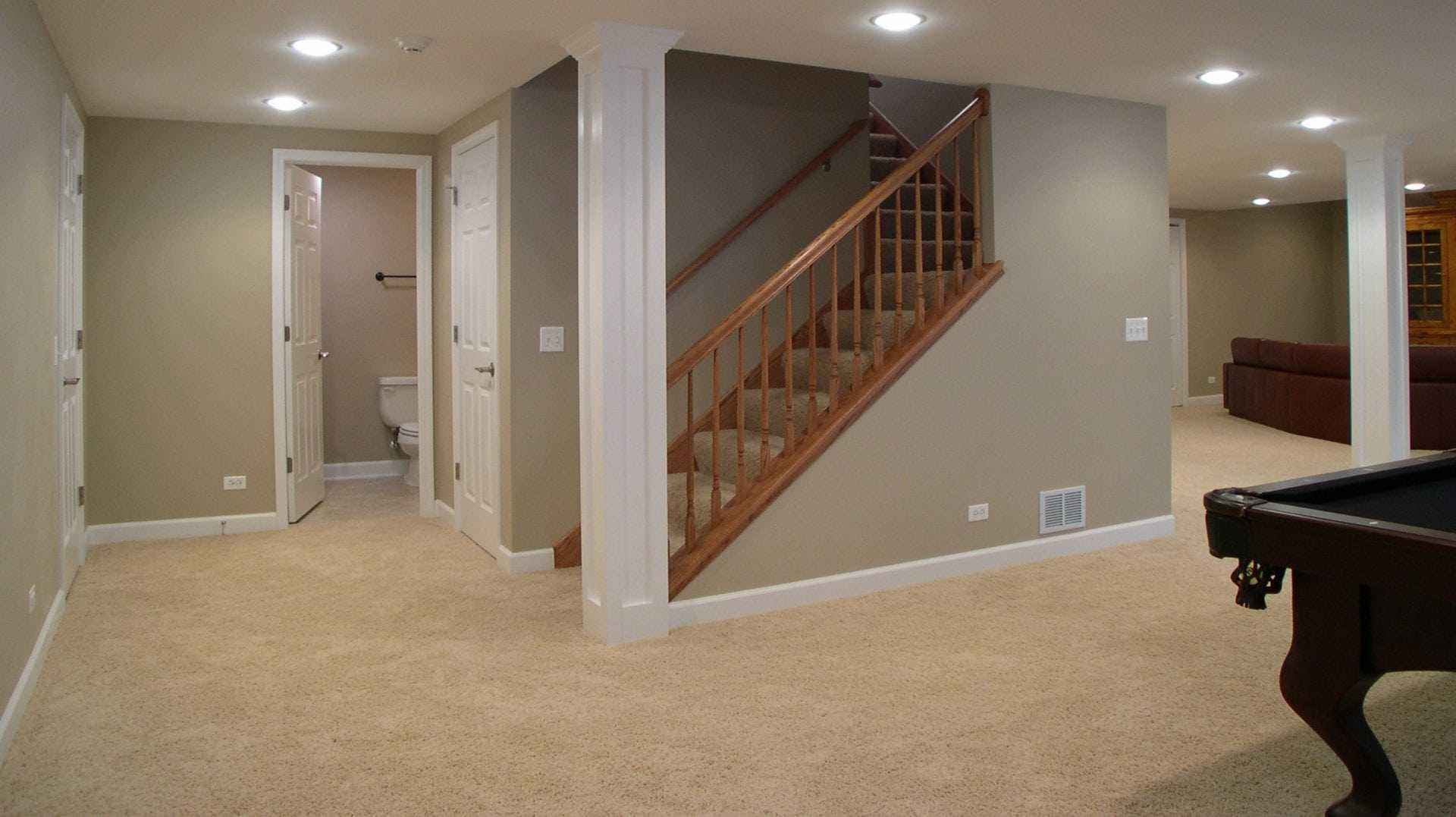 Basement remodeling fred remodeling contractors chicago for Remodeling companies