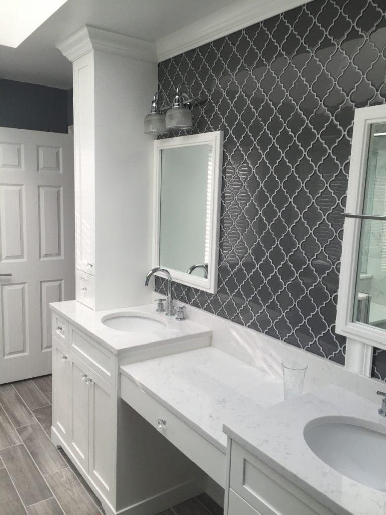 Bathroom remodeling fred remodeling contractors chicago home kitchen bathroom remodeling for Bathroom construction