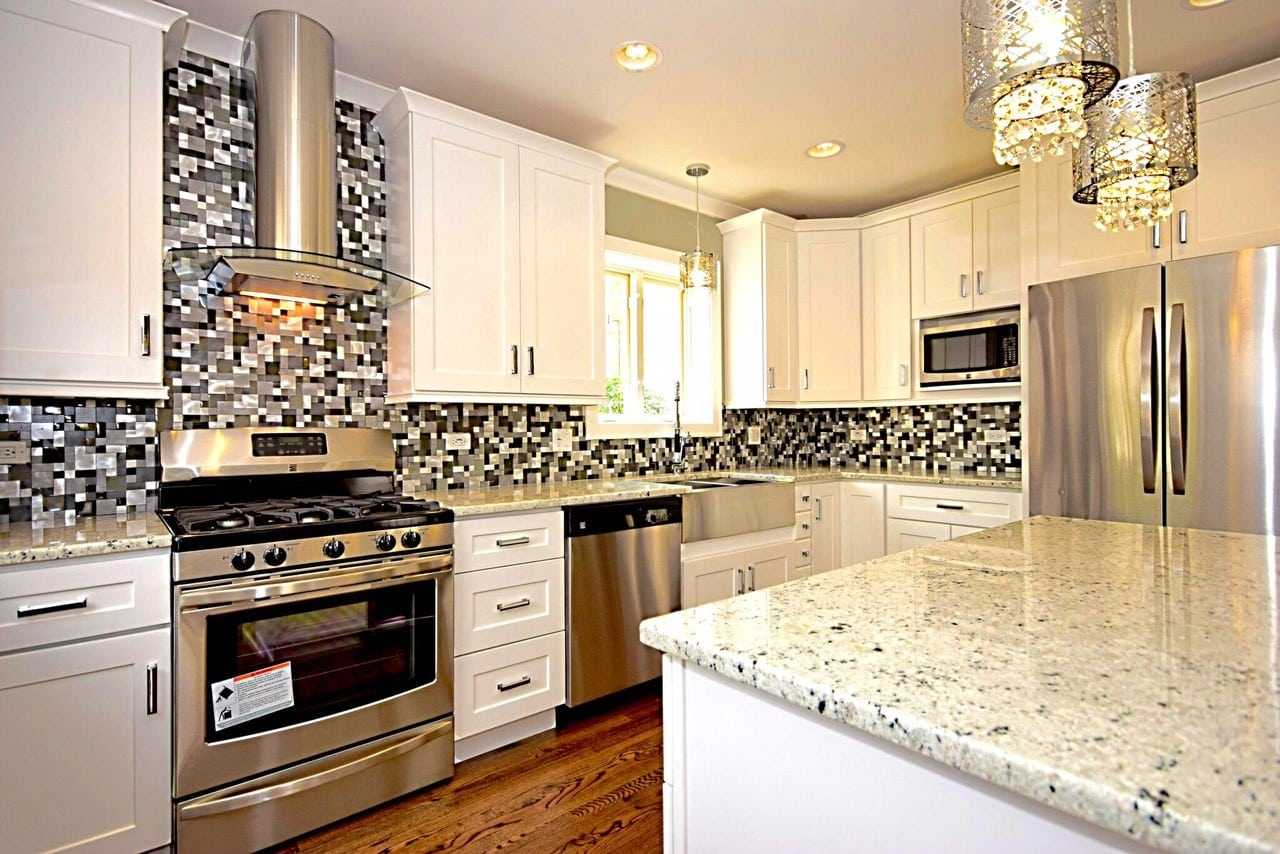 Kitchen Remodel Chicago Inspiration Fred Kitchen Remodeling Contractors Chicago  Kitchen Remodeling . Design Inspiration