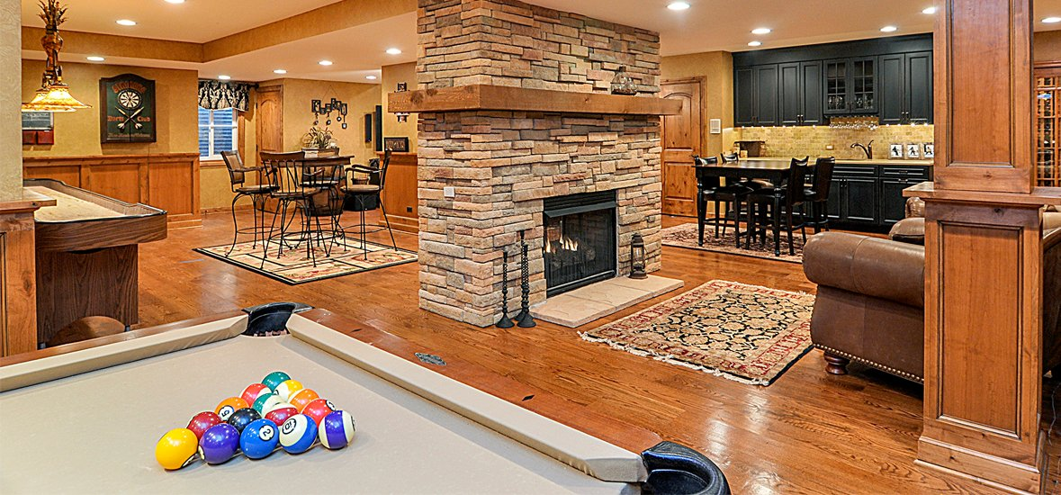Basement Remodel basement remodeling | fred remodeling contractors chicago | home